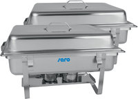 Saro Chafing Dish Twin-Pack / Modell ELENA