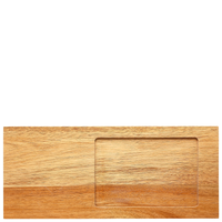 Thomas Tablett 38x16,5x2cm / Loft by Thomas Acacia wood