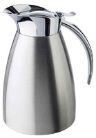 APS Isolierkanne -ADVANCED-, Ø13 cm, H:19,5 cm, 1 Liter, 18/8 Edelstahl