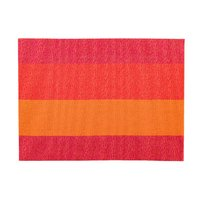 Tischset 33 x 45 cm (LxB) / Orange/RotPink